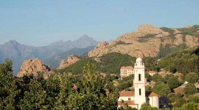 Vacances au cœur de Piana en Corse